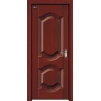 广东室内门厂钢木门电解板钢质门浮雕门