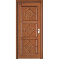 广东室内烤漆实木门夹板门防盗门