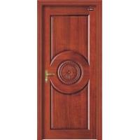 广东室内高档实木烤漆门转印烤漆门