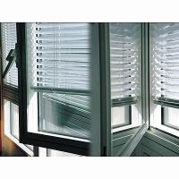 非柏思遮阳系统-中空电动百叶窗