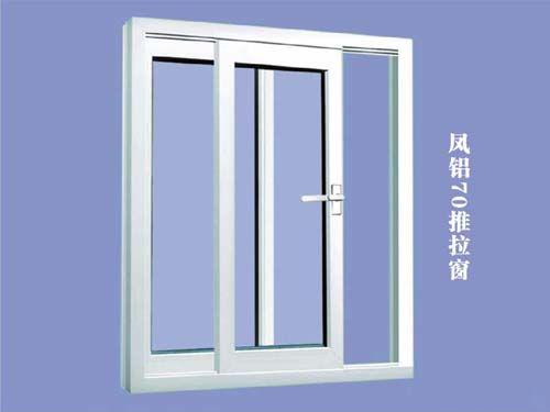 铁窗,塑钢门窗和普通彩色铝合金门窗之后的