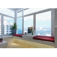断桥铝型材飘窗 阳光房封阳台封露台  平开窗