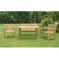 萧山防腐木-休闲桌椅