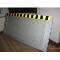 订做变电所高压室专用60cm高不锈钢挡鼠板-铝合金挡老鼠板