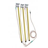销售变电站电工带电作业专用高压接地线&16平方10KV接地线