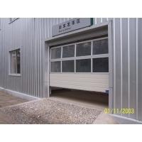 深圳汽车4S店透视玻璃车库门13510325029
