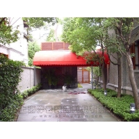 上海境享固定遮阳篷