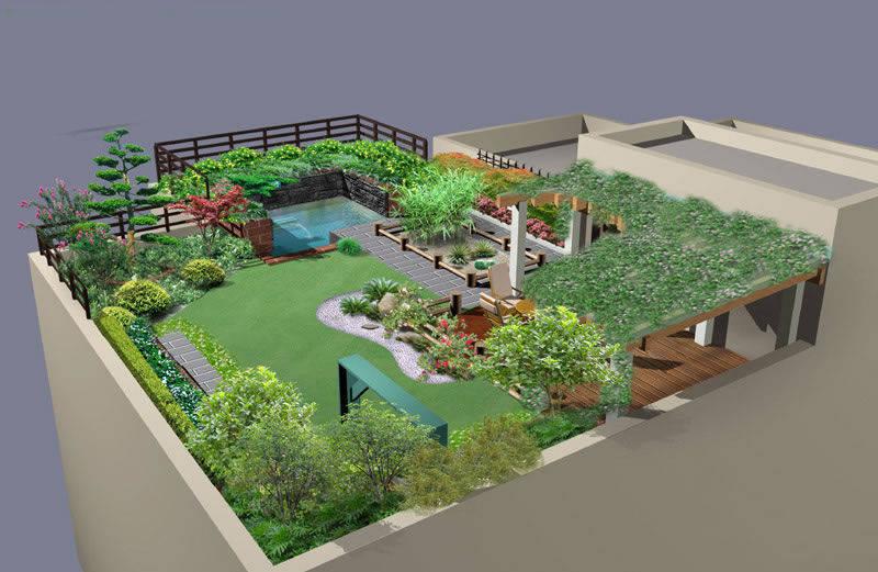 销售西安塑料排水板楼顶花园车库顶部底部绿化专用