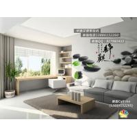 墙面装饰-室内效果图-电视墙绘画工具-墙面手绘-喷绘机