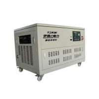 12千瓦汽油发电机|12KW燃气发电机组