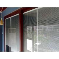 高强度铝合金内置百叶窗遮阳系统