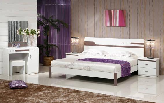 床 双虎家私板式家具