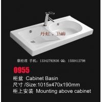 浴室柜双盆,陶瓷双盆,一米长双盆,柜盆,陶瓷盆,台盆
