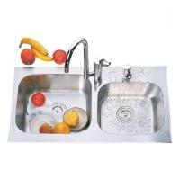 欧尔特-欧尔特水槽-不锈钢子母槽
