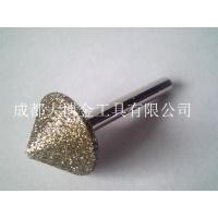 电镀金刚石3D刀,金刚石三维雕刻刀,石材雕刻刀