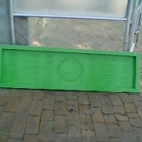 电网盖板模具150*50*5模具