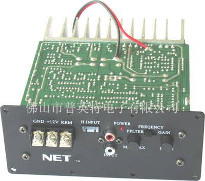 给您耳目一新.  2 ,内置功放电路,不用外接功放机,轻松方便的使用.