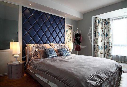 背景墙 房间 家居 起居室 设计 卧室 卧室装修 现代 装修 540_370