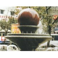 樱花红园林球