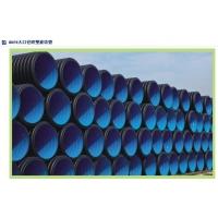 广州PE波纹管,HDPE中空结构管,PE螺旋管批发