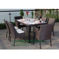 餐厅桌椅,藤编桌椅,藤椅,酒店咖啡厅座椅
