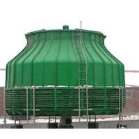 DBNL3圆型逆流玻璃钢冷却塔,工业型玻璃钢冷却塔
