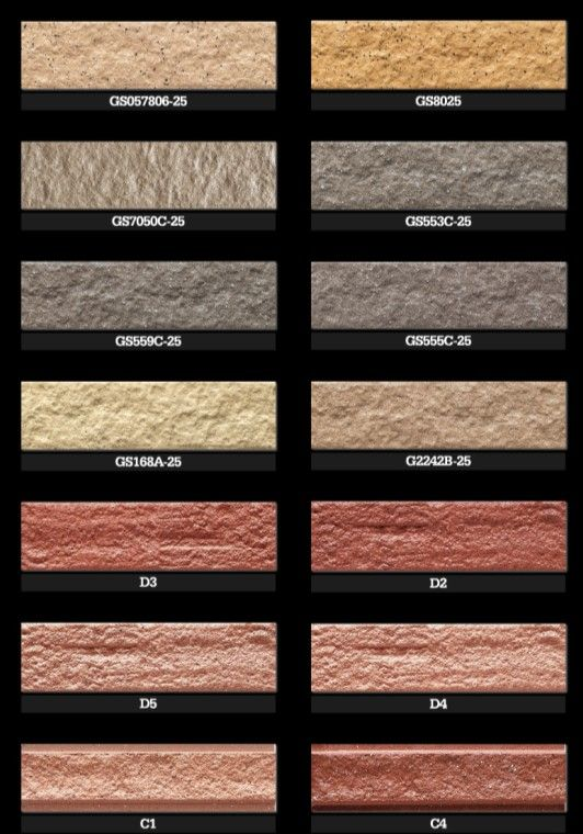 别墅砖,外墙砖产品图片