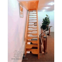 阁楼楼梯 阁楼楼梯设计 米卡mika-3