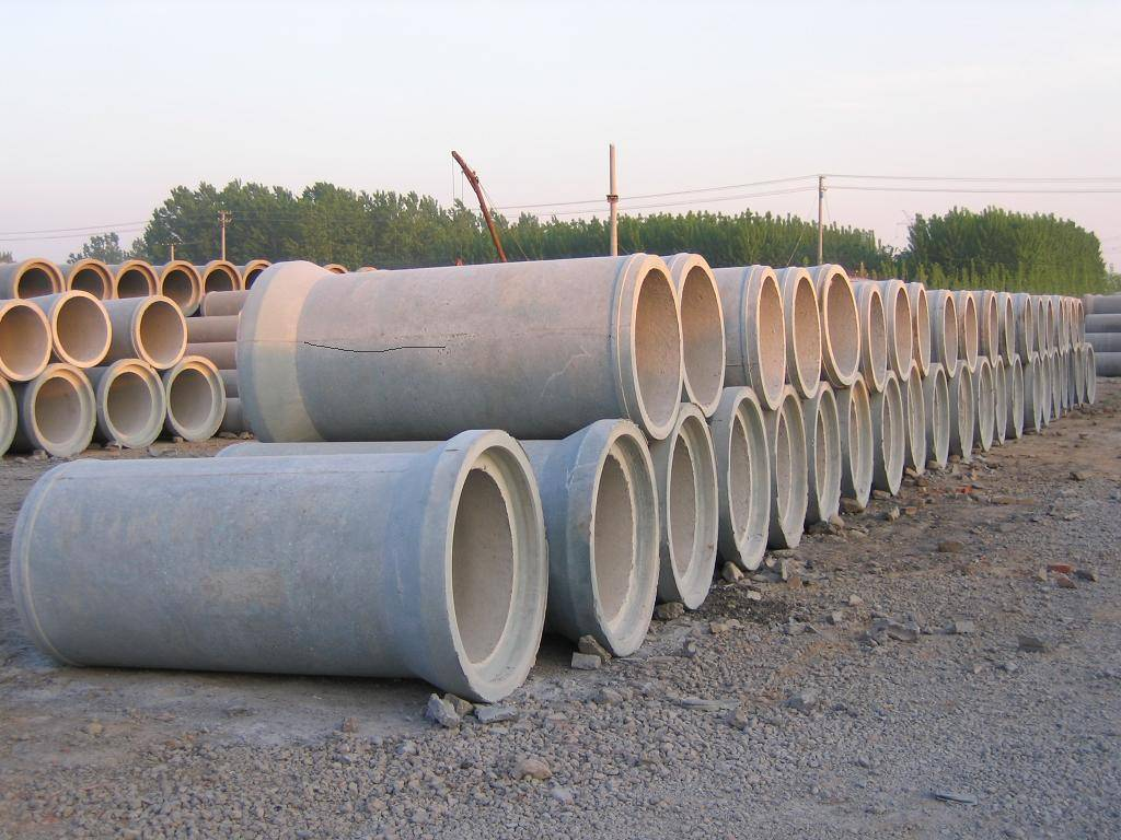 钢筋混凝土排水管800*2000 承插口