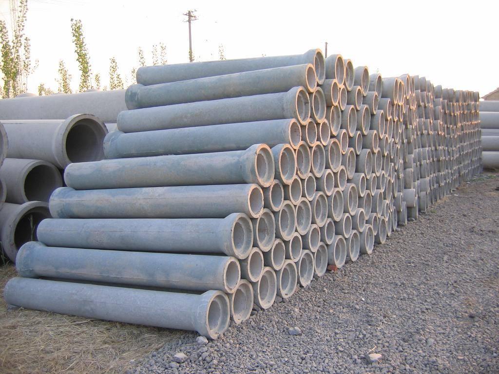 200*2000钢筋混凝土排水管,承插口