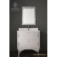 罗浮宫不锈钢艺术浴柜--美好生活