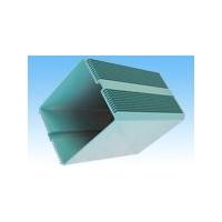松潘铝型材外壳 连接器侧板铝材 铝合金桥架型材 1060铝排