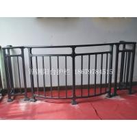 锌钢护栏型材配件