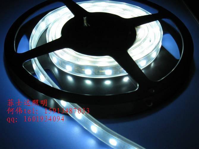 1、灯珠分类 a、SMD3528 (贴片3528灯珠,惯用于单色灯条) b、SMD5050 (贴片5050灯珠,惯用于全彩RGB灯条) 2、颜色分类及代码 a、红光(RD) 黄光(YE) 蓝光(BU) 绿光(GN)白光(DL) 暖白光(WDL)全彩(RGB) 3、灯珠间距 灯珠间距 工作电压 每米功率 3528每米30灯 DC 12V 1M≤2.