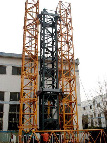 内爬式塔机,塔吊,塔式起重机图片