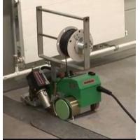 热风式塑料地板焊接机,塑料地板焊接机(地板焊接)