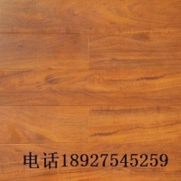 世友地板/亮光地板/天然柚木强化复合木地板安装服务