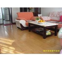 春红竹地板,平压对节散节,侧压重竹楠竹地板