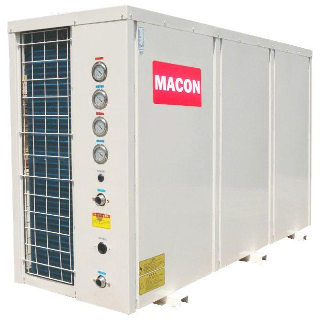 美肯空气源三联供热泵机组
