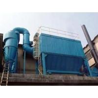 反吹风布袋除尘器的清灰机构型式