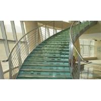 钢构玻璃楼梯