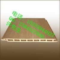 店面装修用茗馨生态木墙板