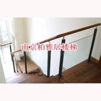 南京楼梯扶手-南京柏雅居楼梯