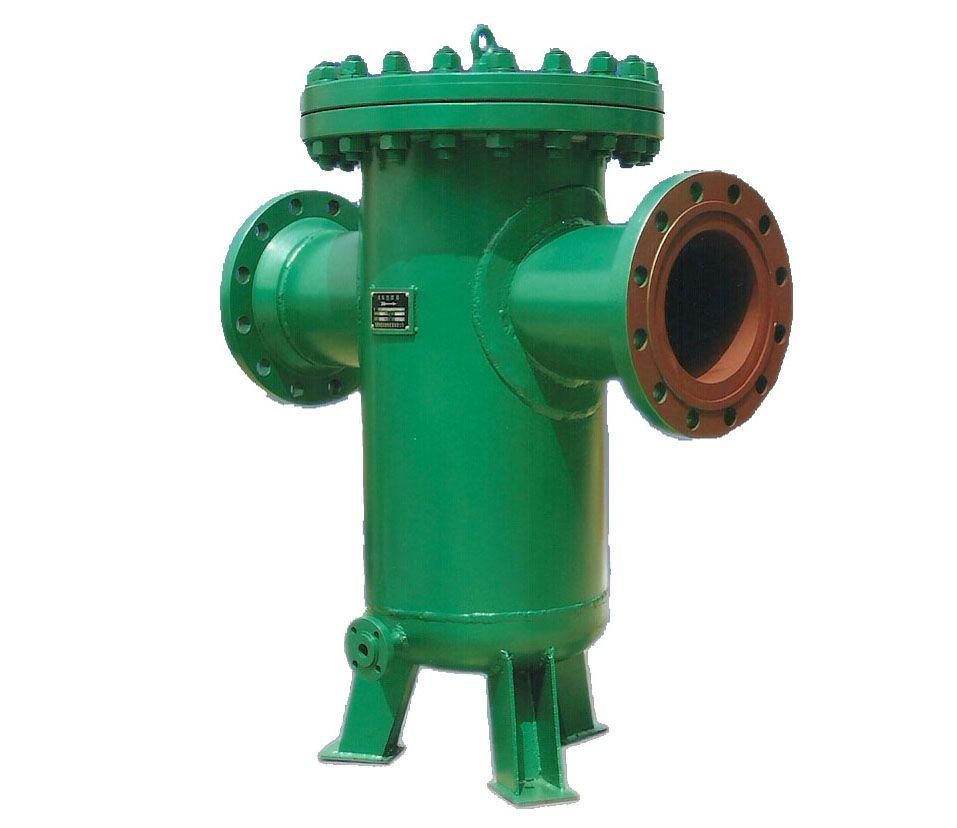 污水过滤器 篮式管道排污 北京供应