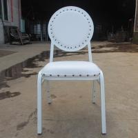 新款铆钉围边优质仿木椅/酒店椅