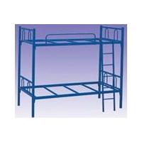 双层单人铁床,学生床,上下床,华兴优质铁床