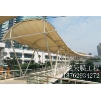 优质膜结构建筑 景观膜价格园林绿化棚设计