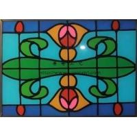 彩绘玻璃 彩色玻璃 河南彩绘玻璃教堂玻璃 镶嵌玻璃