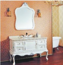 成都九溢卫浴--九溢橡木浴室柜