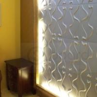 壁纸-墙面装饰材料-防火板-装饰线板-立体背景墙
